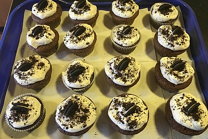 Oreo Cupcakes 6