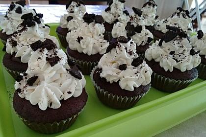 Oreo Cupcakes 100