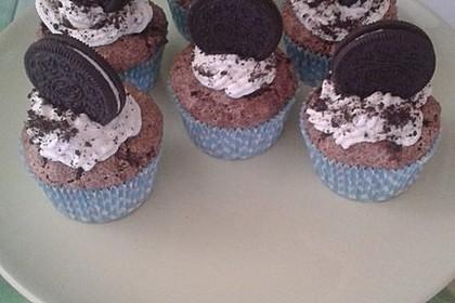 Oreo Cupcakes 102