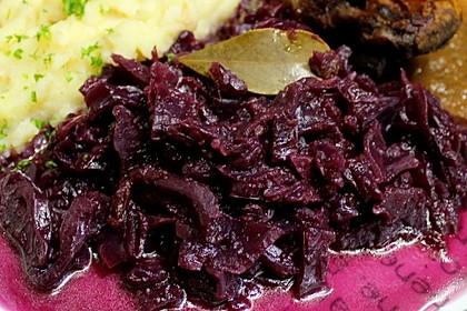 Blaukraut (Rotkraut, Rotkohl) 2