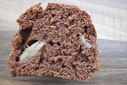 Saftige Schoko - Bananen - Muffins 40