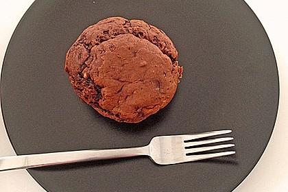 Saftige Schoko - Bananen - Muffins 41