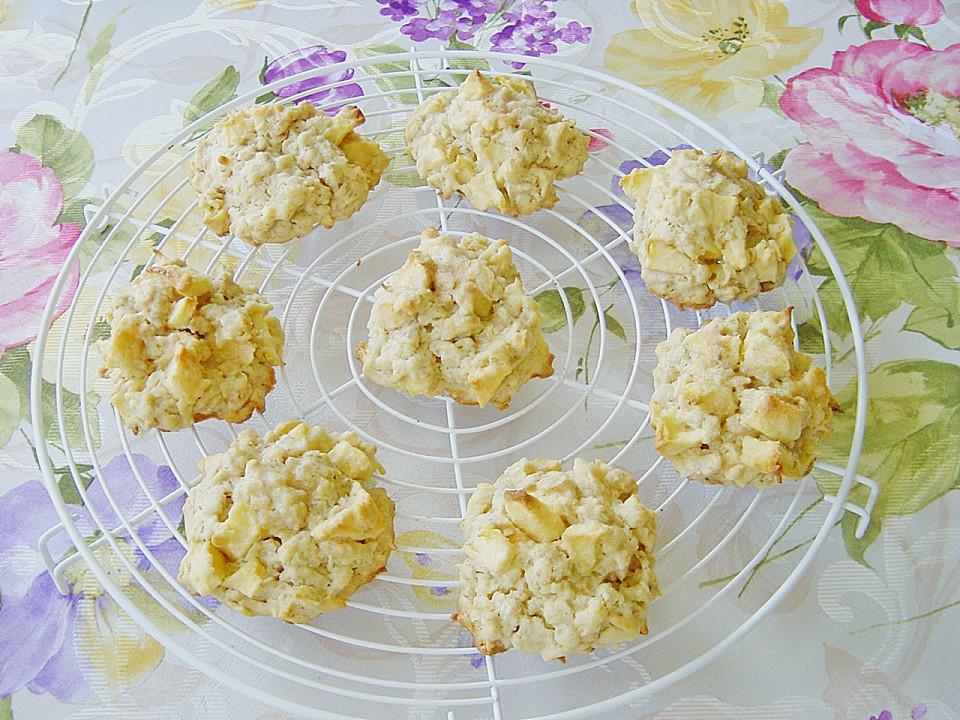 haferflocken apfel kekse rezept mit bild von pumpkin pie. Black Bedroom Furniture Sets. Home Design Ideas