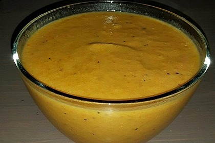 Möhren - Ingwer - Suppe 22