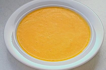 Möhren - Ingwer - Suppe 7