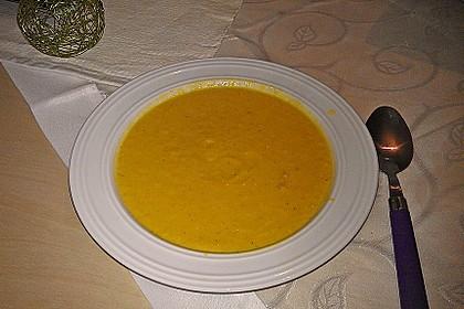 Möhren - Ingwer - Suppe 25