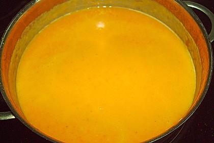 Möhren - Ingwer - Suppe 31