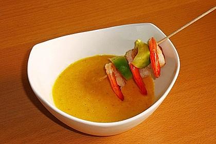 Möhren - Ingwer - Suppe 5
