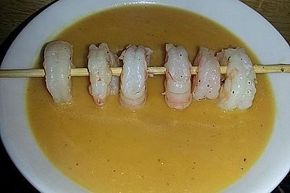 Möhren - Ingwer - Suppe 30