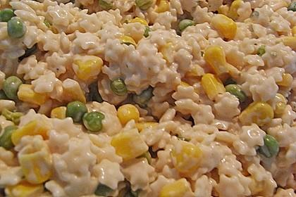 Sternchen – Nudelsalat 6