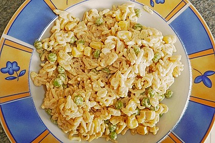 Sternchen – Nudelsalat 4