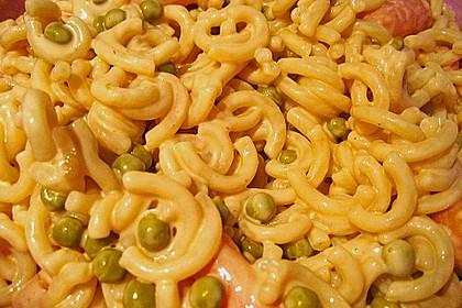 Sternchen – Nudelsalat 11