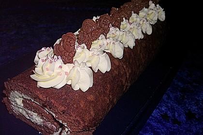 Schokoladenbiskuit 4