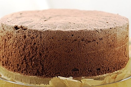 Schokoladenbiskuit 1