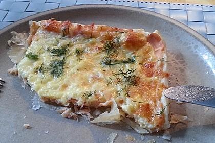 Schwedischer Lachskuchen  'Schwedenpizza' 33