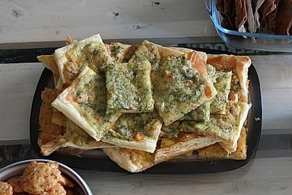 Schwedischer Lachskuchen  'Schwedenpizza' 9