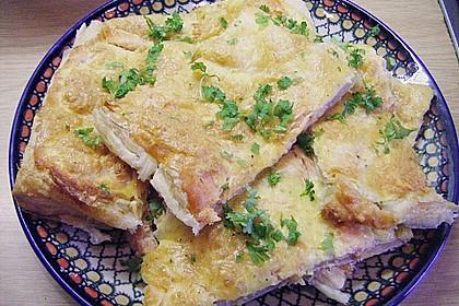 Schwedischer Lachskuchen  'Schwedenpizza' 63