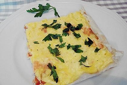 Schwedischer Lachskuchen  'Schwedenpizza' 51