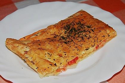 Schwedischer Lachskuchen  'Schwedenpizza' 29