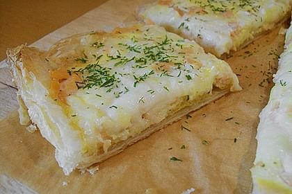 Schwedischer Lachskuchen  'Schwedenpizza' 40