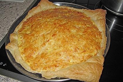 Schwedischer Lachskuchen  'Schwedenpizza' 61