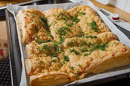 Schwedischer Lachskuchen  'Schwedenpizza' 21