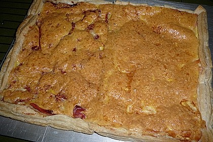 Schwedischer Lachskuchen  'Schwedenpizza' 79