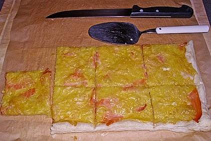 Schwedischer Lachskuchen  'Schwedenpizza' 76