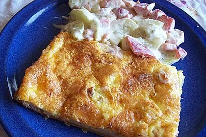 Schwedischer Lachskuchen  'Schwedenpizza' 38