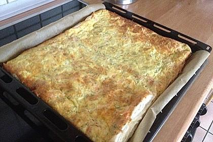 Schwedischer Lachskuchen  'Schwedenpizza' 85