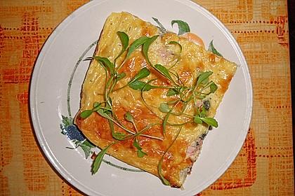 Schwedischer Lachskuchen  'Schwedenpizza' 30