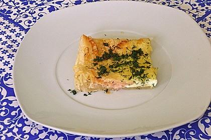 Schwedischer Lachskuchen  'Schwedenpizza' 49