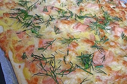 Schwedischer Lachskuchen  'Schwedenpizza' 20