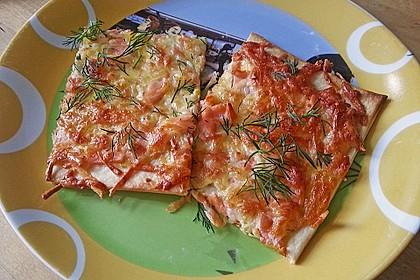 Schwedischer Lachskuchen  'Schwedenpizza' 28