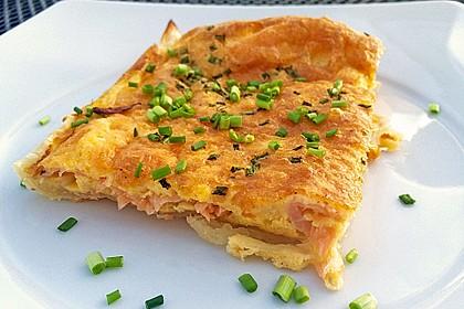 Schwedischer Lachskuchen  'Schwedenpizza' 7