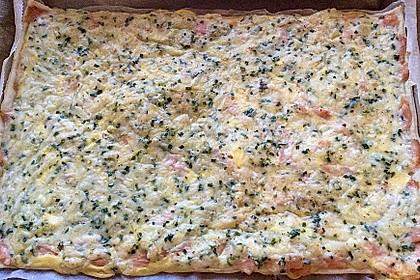 Schwedischer Lachskuchen  'Schwedenpizza' 23