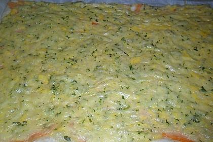 Schwedischer Lachskuchen  'Schwedenpizza' 39