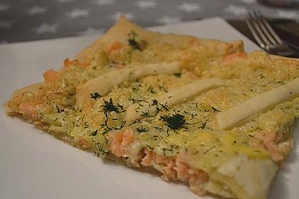 Schwedischer Lachskuchen  'Schwedenpizza' 15