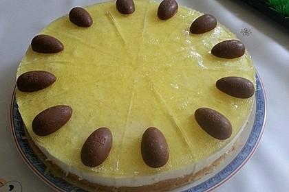 Einfache Zitronen - Joghurt - Torte 76