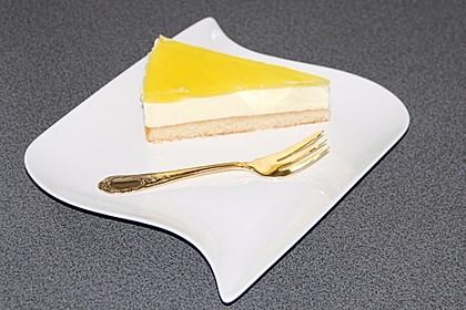 Einfache Zitronen - Joghurt - Torte 14