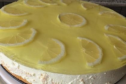 Einfache Zitronen - Joghurt - Torte 36