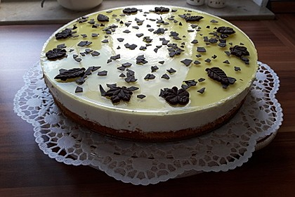 Einfache Zitronen - Joghurt - Torte 79