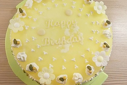 Einfache Zitronen - Joghurt - Torte 56