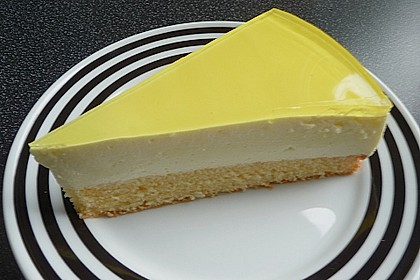 Einfache Zitronen - Joghurt - Torte 49
