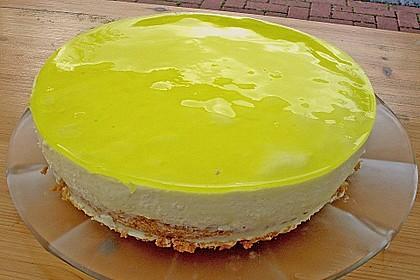 Einfache Zitronen - Joghurt - Torte 72