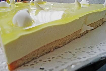 Einfache Zitronen - Joghurt - Torte 77