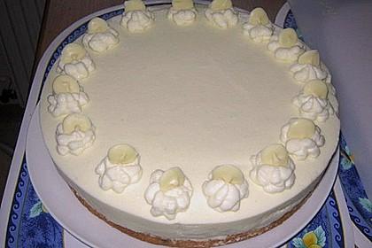 Einfache Zitronen - Joghurt - Torte 87