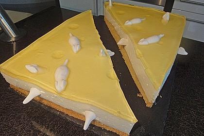 Einfache Zitronen - Joghurt - Torte 15