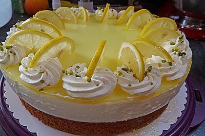 Einfache Zitronen - Joghurt - Torte 2