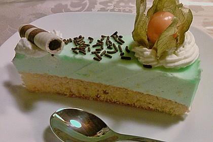 Einfache Zitronen - Joghurt - Torte 86